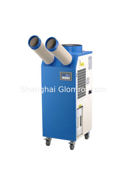Mobile Industrial Spot Coolers , High Efficiency Portable Spot Air Conditioner