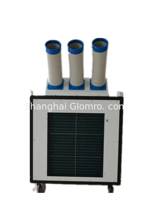Low Energy Consumption Industrial Portable Air Conditioner For Factory / Workshop