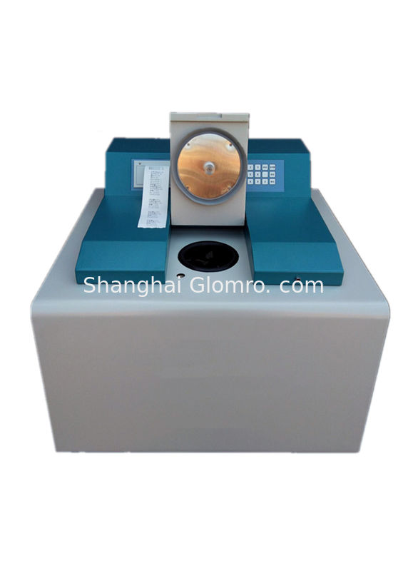 Ultra Large Capacity Water Tank Lab Testing Equipment For Calorific Value Measuring